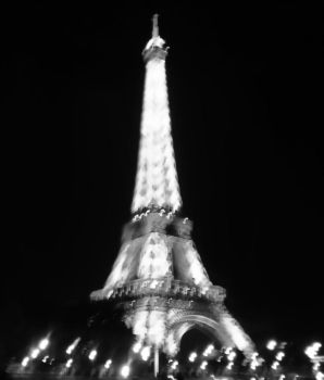 Tower Eiffel by OlaMarion