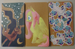 Pony sketchbooks by ponywise