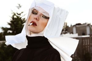 fashion nun by Hendrik1