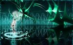 Miku Append Wallpaper by EXP282