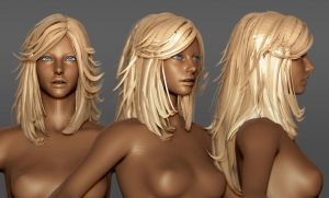 The Twins Project WIP 3 by HazardousArts