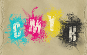 CMYK by artisticmind