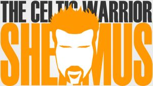 Sheamus Wallpaper (Vector) by findmyart