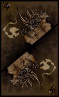 The Rat, Spades King by Gromuel