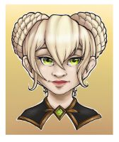 Chromie by Foxiart