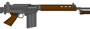 FN FAL by Northern-Dash