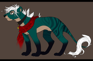 Ziffi redesign 2015 by nutty-acorn