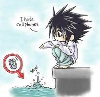 Lawliet! by animejunior15