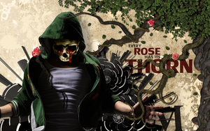 Every Rose Has Its Thorn by Mantis33