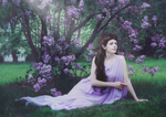 [Lord of the Rings] - Arwen cosplay by Alexial-kun