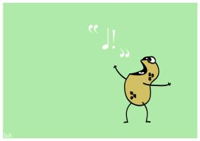 hans the opera peanut by evolute-the-verb