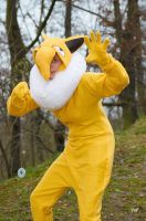 Pokemon Hypno Sleeper Cosplay by Blashina