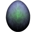 Familar Egg #3 - ADOPTED AND HATCHED by Cencetheya