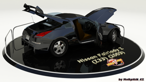 Project Torque 350Z showroom by GT4tube