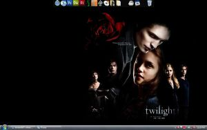 Twilight Desktop by storybox