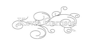 Kevin Garrison Name Logo Final by rox52