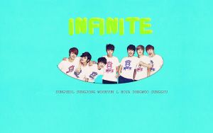 Infinite Nice wallpaper by KpopGurl