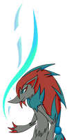 Bookmark Request - Zoroark by TheDragonsCove