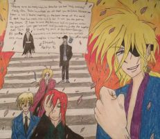 Vic Mignogna's Gift 2013 by albertxlailaxx