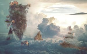 Above The Clouds by V-A-R-E-K-A-I
