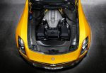 Mercedes-Benz SLS AMG Black Series Engine by D3516N3R