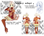 Fantasy adopt: 1 (ended) by Steamed-Bun