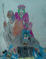 Will Steampunk Batman Survive???? -(almost done) by dhbraley