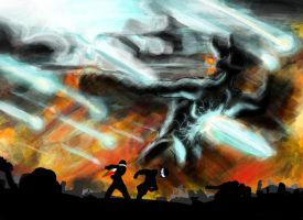 The battle of Justice by al-saqr