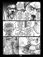 Pih McNy: the comic -page 19 by ArtBennyRGrau