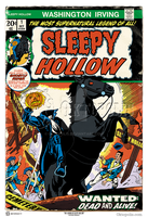 The Legend of Sleepy Hollow by Oktopolis