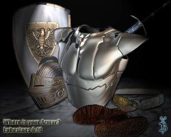 Armor of God by B-Y