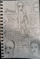 Fable 2 Quick Sketch Comic Page 37 by Tinalbion