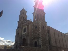 Juarez Cathedral by dragonkiller38