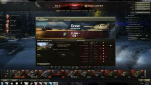 World of Tanks: Everday I'm Stuggin It by PurpleGhost204