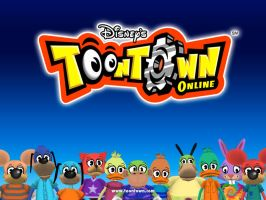 TOONTOWN IS AWESOME by candywaffles