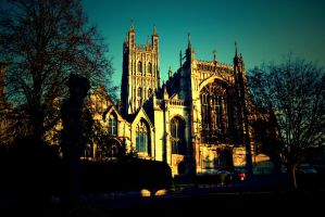 Gloucester Cathedral by sophhks