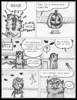 Ain't Nothin' Scary 'Bout That by MyrHansen