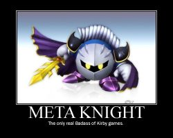 Meta Knight by Warlord-chris