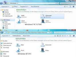 German Stylertb Win7 RC for XP by PeterRollar