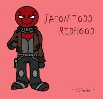 Jason Todd: REDHOOD by DCFanGirl