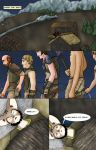 Tamriel Tails- ALWFE- Birth of a Hero #1 Page 19 by KittenXaos