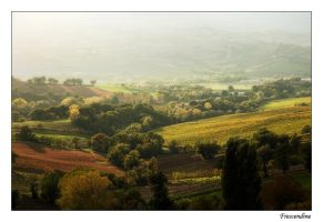 Campagna d'autunno by frescendine