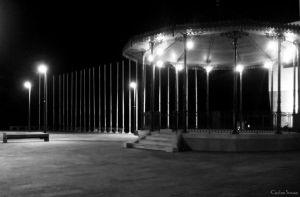 """Rotunda a noite"" by carlos-sousa-13"