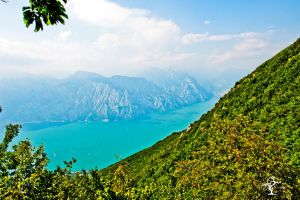 The lake Garda by Yagoryo