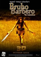Bruho Barbero movie poster by Dinuguan