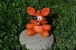 Foxy Plush Version (Check the video tutorial!) by CraftDragons