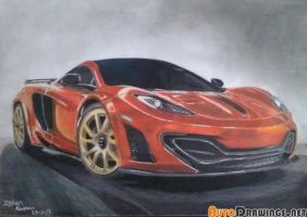 Mansory Mclaren mp4-12c by solarstorm9