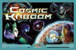 Cosmic Kaboom - Board Game Cover by Corbella