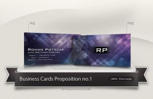 Yosh Business Card Concept no.1 by Tooschee