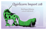Quirlicorn Custom Import 218 by Astralseed